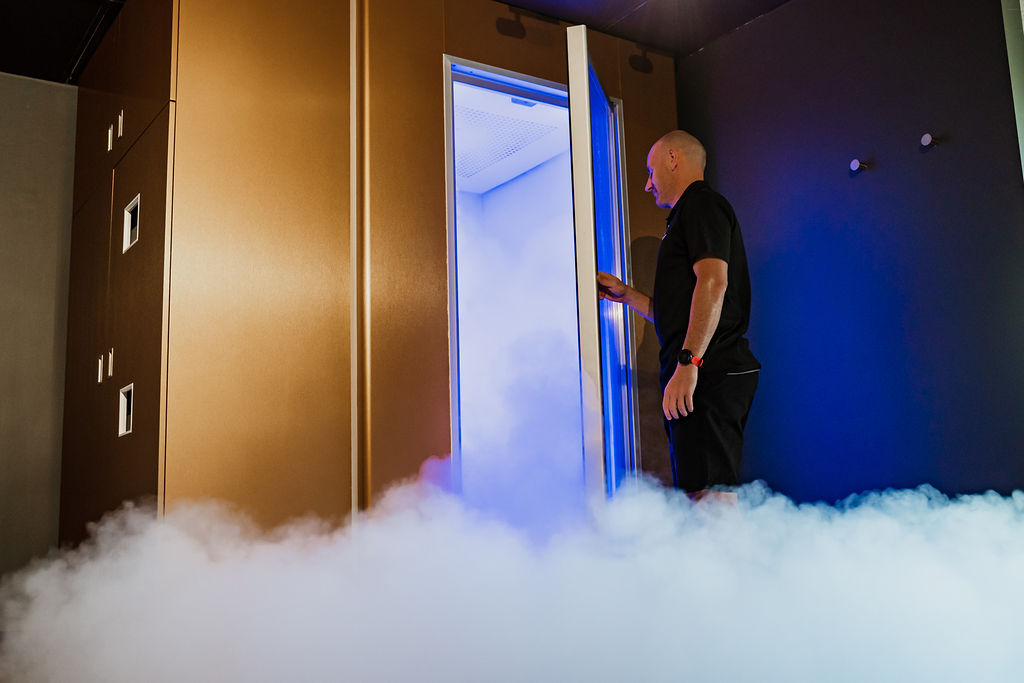 Whole Body Cryotherapy Perth